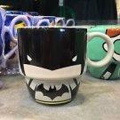 Six Flags Magic Mountain DC Cutie Batman Stackable Ceramic Mug New