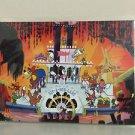 Disney WonderGround Wonderful Feeling Splash Mountain Postcard by Chris Lee