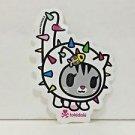 TOKIDOKI 100% Authentic Carina Cat Sticker New