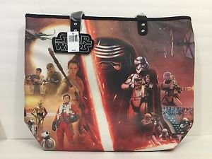 Disney Parks Loungefly Star Wars The Force Awakens Kylo Ren Tote Bag New