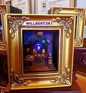 Disneyland Haunted Mansion 45th Anniversary Madame Leota Gallery Of Light New