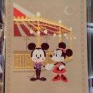 Disney WonderGround Date Night Postcard Mickey & Minnie Mouse Jerrod Maruyama