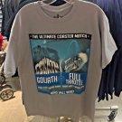 Six Flags Magic Mountain Goliath Vs Full Throttle T-Shirt SIZE: S,M,L XL,XXL New