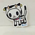 TOKIDOKI 100% Authentic Bocconcino Sticker New