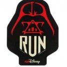 Disney Parks Run Disney Star Wars Darth Vader Large Car Vinyl Magnet New