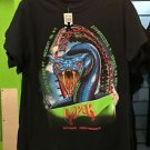 Six Flags Magic Mountain Viper Roller Coaster Men's T-Shirt SIZE: S,M,L XL,XXL