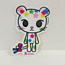 TOKIDOKI 100% Authentic Palette Cat Sticker New
