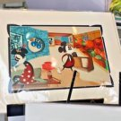 Disney WonderGround Gallery Mickey Minnie After Work Deluxe Print by Mcbiff New