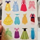 Disney WonderGround Dressed in Dreams Disney Princesses Postcard by Ann Shen