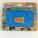 Six Flags Magic Mountain Looney Tunes Characters Magnet Picture Frame New Sealed