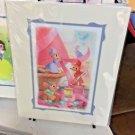 Disney WonderGround A Dress For Cinderelly Cinderella Print by Sydney Hanson New