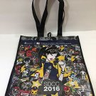 Tokidoki 2016 SDCC Comic Con Exclusive MLB Baseball Reusable Tote Bag New