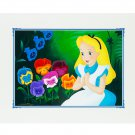 Disney Parks Alice in Wonderland Alice's Friends Deluxe Print Don Williams New