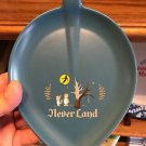 DISNEY PARKS THINK HAPPY THOUGHTS NEVER LAND PETER PAN LEAF SHAPE TRAY NEW