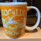 Disney Parks Minnie Mouse Locally Grown Ceramic Mug *100% All Natural* New