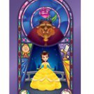 Disney WonderGround Gallery Beauty & The Beast LE Canvas Print Jerrod Maruyama