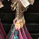DISNEY PARKS FROZEN QUEEN ELSA ACRYLIC KEYCHAIN NEW WITH TAGS