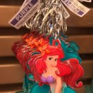 DISNEY PARKS LITTLE MERMAID: ARIEL ACRYLIC KEYCHAIN NEW WITH TAGS