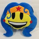 Six Flags Magic Mountain DC Comics Emoji Wonder Woman Big Pillow Plush New