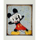 Disney Parks Eek-A-Mouse Mickey Mouse Deluxe Print by Joe Kaminski New