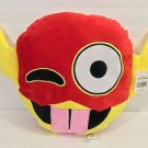 Six Flags Magic Mountain DC Comics Emoji The Flash Big Pillow Plush New