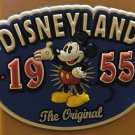 DISNEYLAND EXCLUSIVE 1955 MICKEY MOUSE THE ORIGINAL RUBBER MAGNET NEW