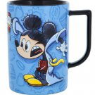 Disney Parks Mickey Mouse Mug Ceramic Mug Coffee Makes Mornings Swell! New