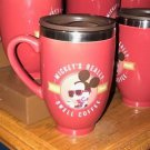 Disney Parks Mickey's Really Swell Coffee Travel Mug New