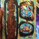 Disney WonderGround Gallery Enchanted Tiki Room Postcard Michelle Bickford New