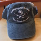 Disney Parks Pirates of The Caribbean Vintage Style Baseball Cap New with Tags
