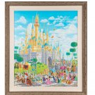 Disney Parks Sleeping Beauty A Royal Afternoon LE Giclee by Hernandez New