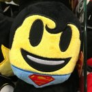 Six Flags Magic Mountain DC Comics Emoji Superman Mini Plush New
