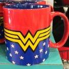 Six Flags Magic Mountain Dc Comics Wonder Woman 20oz. Ceramic Mug New