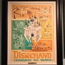 Disney Parks Diamond Celebration Retro Retlaw LE Giclee by Mike Peraza New