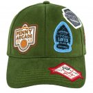 Disney Parks Exclusive Twenty Eight & Main Patches Baseball Cap Hat New
