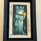 Disney WonderGround Haunted Mansion For Better Or For Worse LE Giclee Miss Mindy