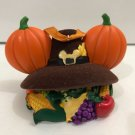 Disney Parks Ear Hat Christmas Ornament Thanksgiving Limited Edition New