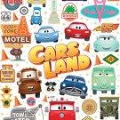 Disney WonderGround Cars Cutest Little Town Postcard by Jerrod Maruyama New