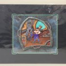 Disney Parks Steampunk Willie Deluxe Matted Print by Dave Avanzino New
