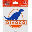 DISNEY PARKS DISNEY PIXAR CARS STICKER DECAL DINOCO NEW SEALED
