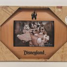 Disney Parks Disneyland Resort Castle Photo Wood Frame New