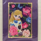 Disney WonderGround Alice in Wonderland Beautifully Alice Print by Jeff Granito