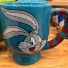 Six Flags Magic Mountain Looney Tunes Bugs Bunny 20oz. Jumbo Ceramic Mug Cup New