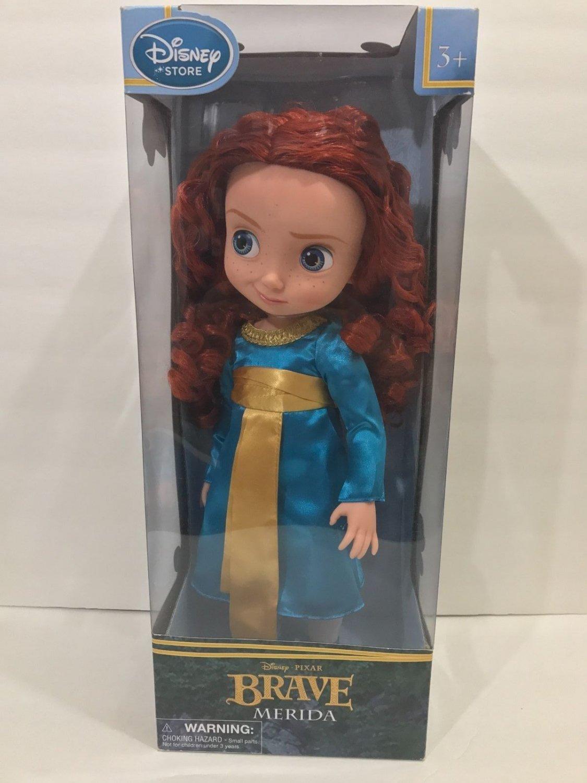 Disney Store Disney Parks Disney Pixar Brave Merida Baby Doll New in Box