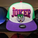 Six Flags Magic Mountain The Joker Two Tone Lip Adjustable Snapback Hat Cap New