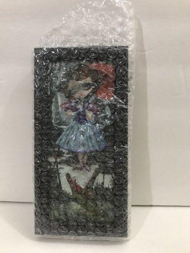 Disney WonderGround Haunted Mansion Tightrope Mini Frame Jasmine Becket-Griffith