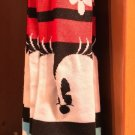 Disney Parks Minnie Mouse With Hat Women's Socks New with Tags