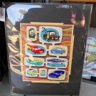 Disney WonderGround Cars New Wheels Deluxe Print by Michelle Bickford New