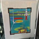 Disney WonderGround Next Stop Tomorrowland Deluxe Print by Michael Murphy New