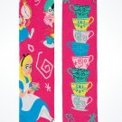 Disney Parks Alice in Wonderland Adult Socks New with Tags